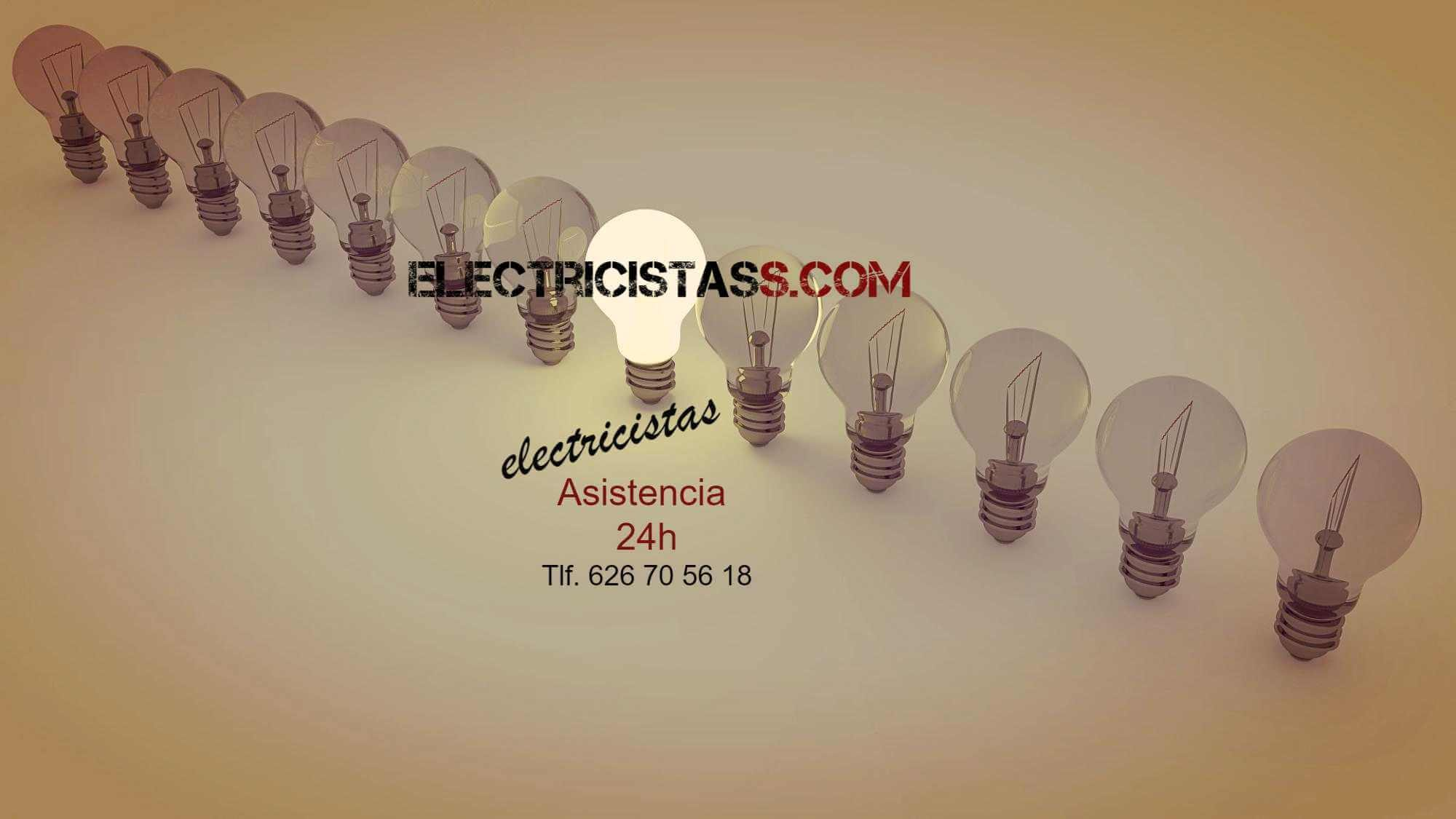 electricistas en Madrid